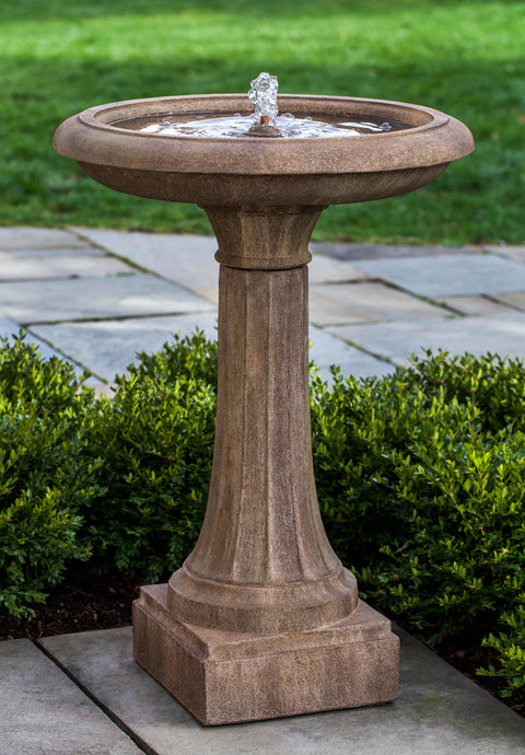 Longmeadow Fountain