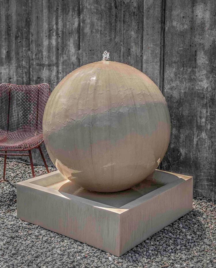 Large Sphere Fountain