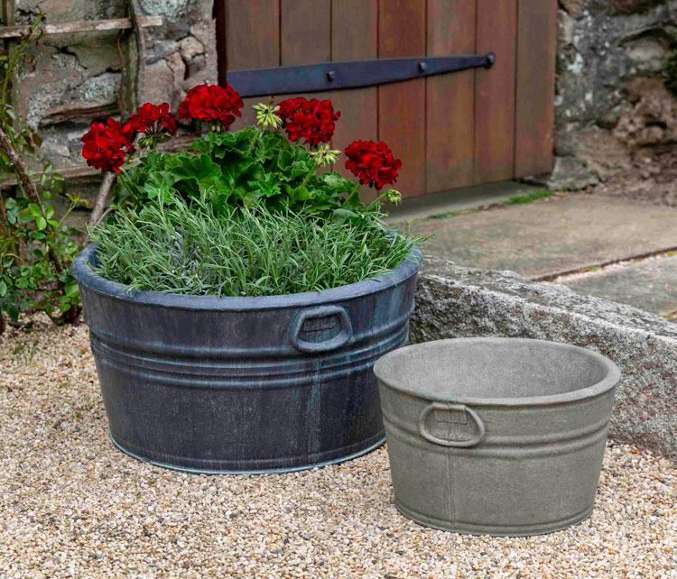 Farm Tub Planter, Small