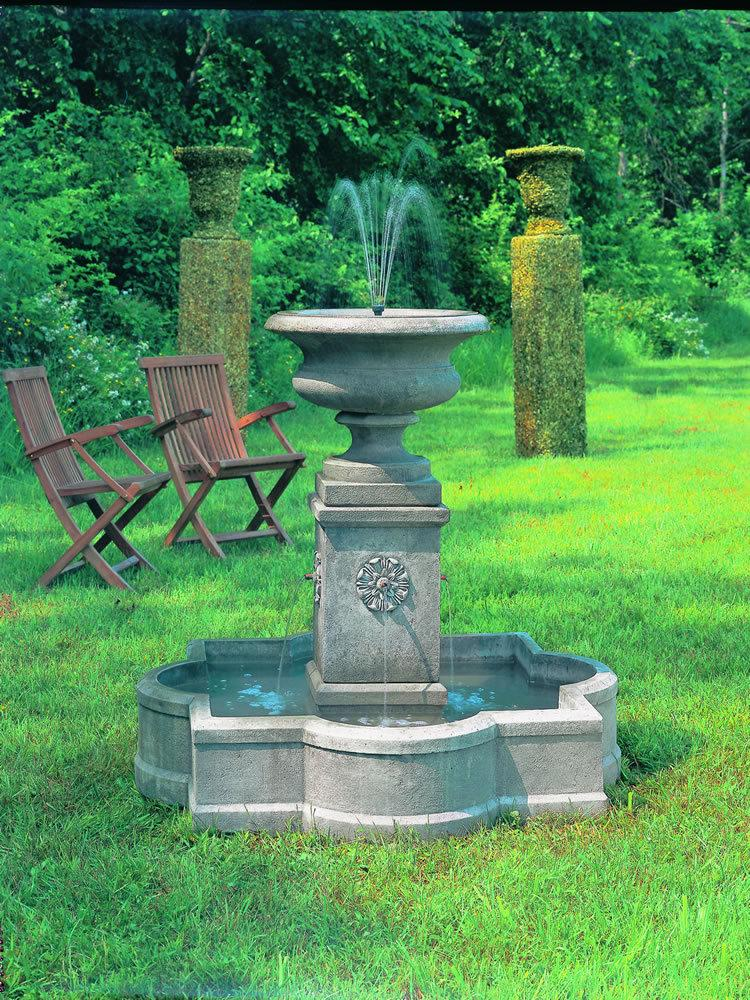 the palazzo urn fountain - Garden Fountains