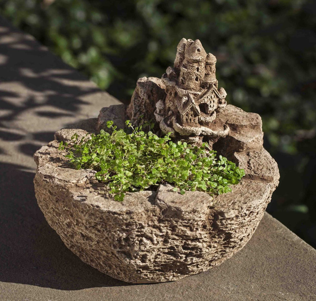 Castle Keep Planter