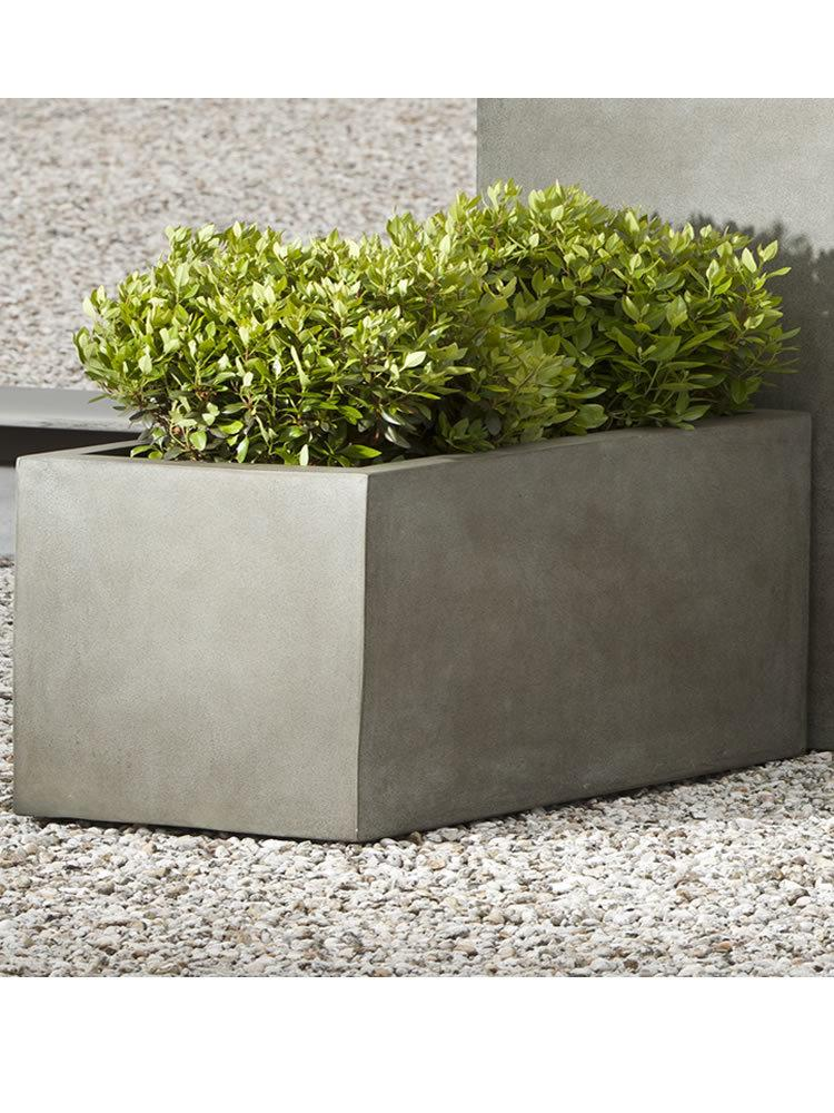 Modular Lite Planter 3 in Concrete Lite