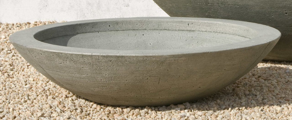 Set of 2 Large Low Zen Bowls with FREE Plants