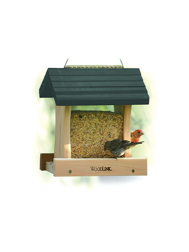 Cedar Garden Bird Feeder, Small