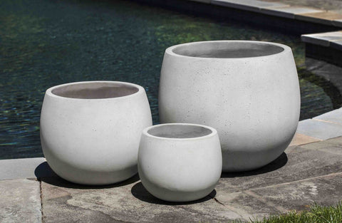 Sandos Planter - Set of 3 in Playa Blanca