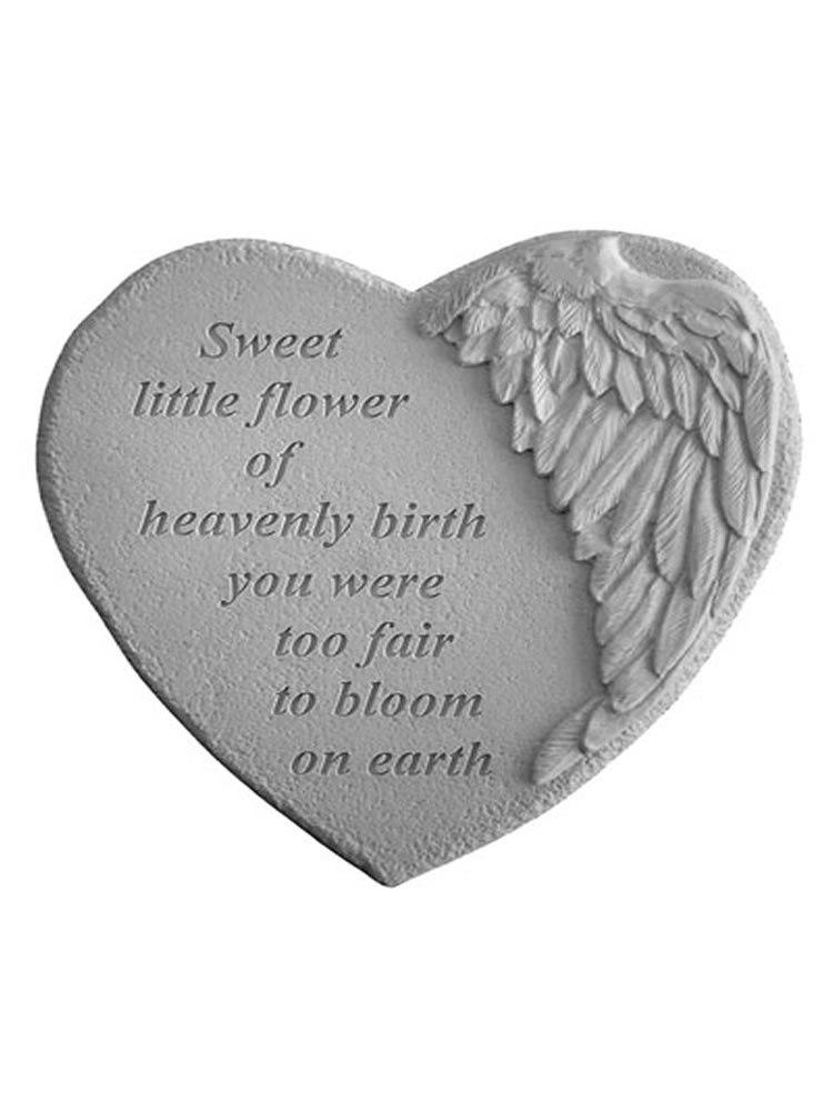 Winged Heart- Sweet little flower