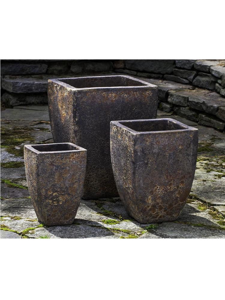 Banteay Planter Set of Three in Angkor