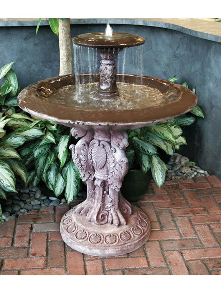 Baroque Fountain