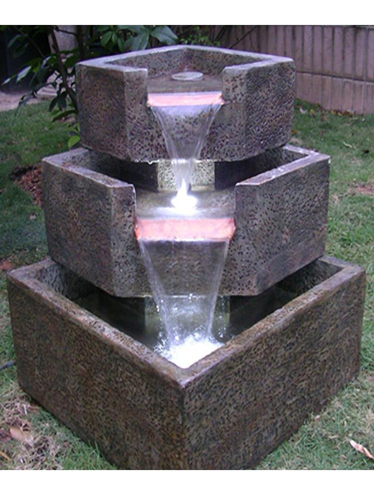 Cascade Falls Fountain