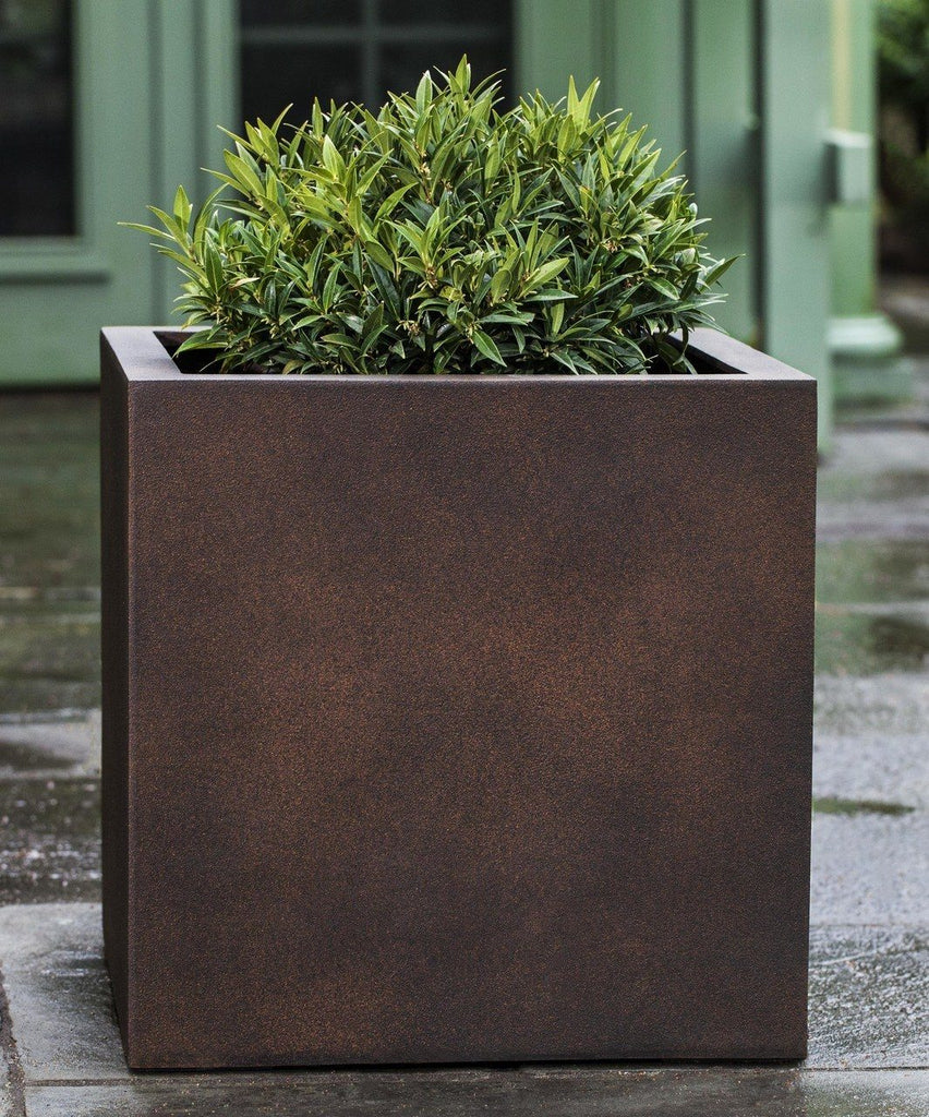 Farnley Extra Large Planter - Rust Lite