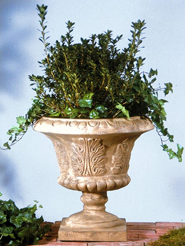 Tuscany Leaf Urn, Large