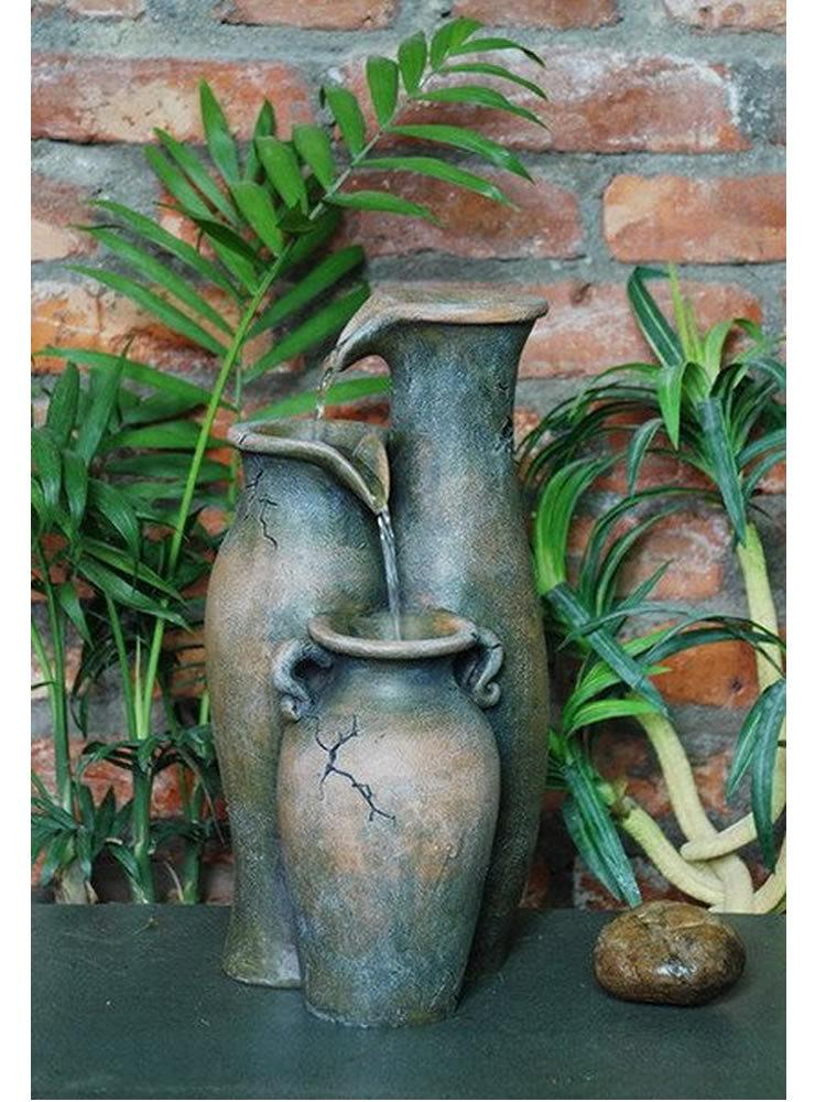 Ancient Pouring Jugs Fountain