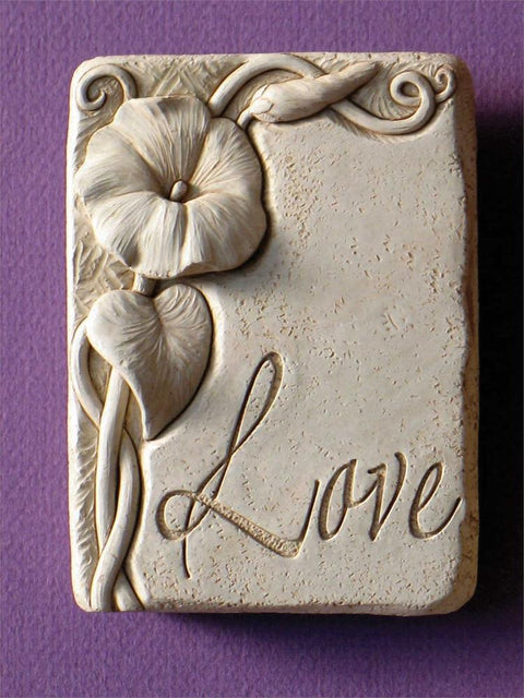 Love Garden/Wall Plaque
