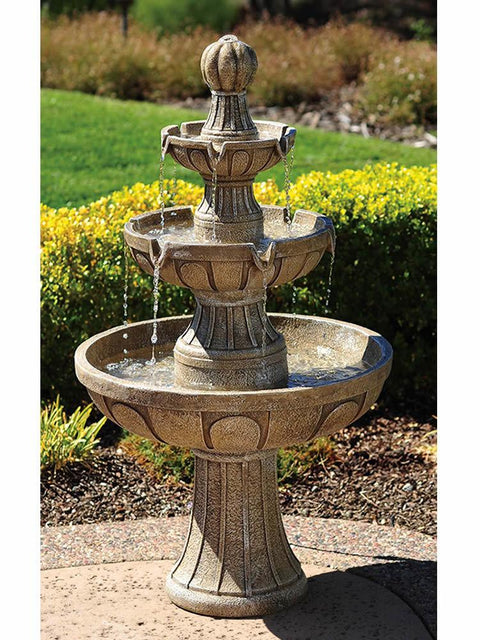 Three Tier Napa Fountain