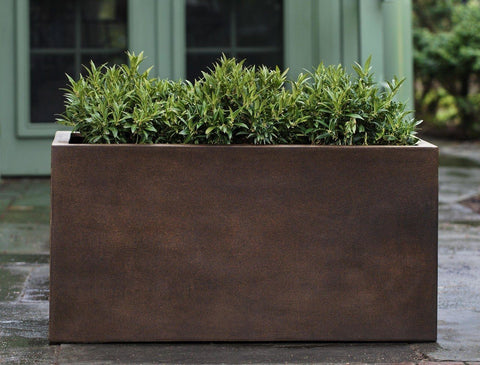 Sandal Extra Large Planter - Rust Lite