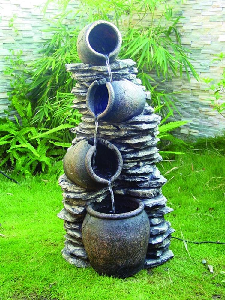 Four Jugs Fountain