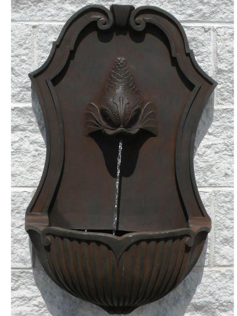 Savannah Wall Fountain-English Iron