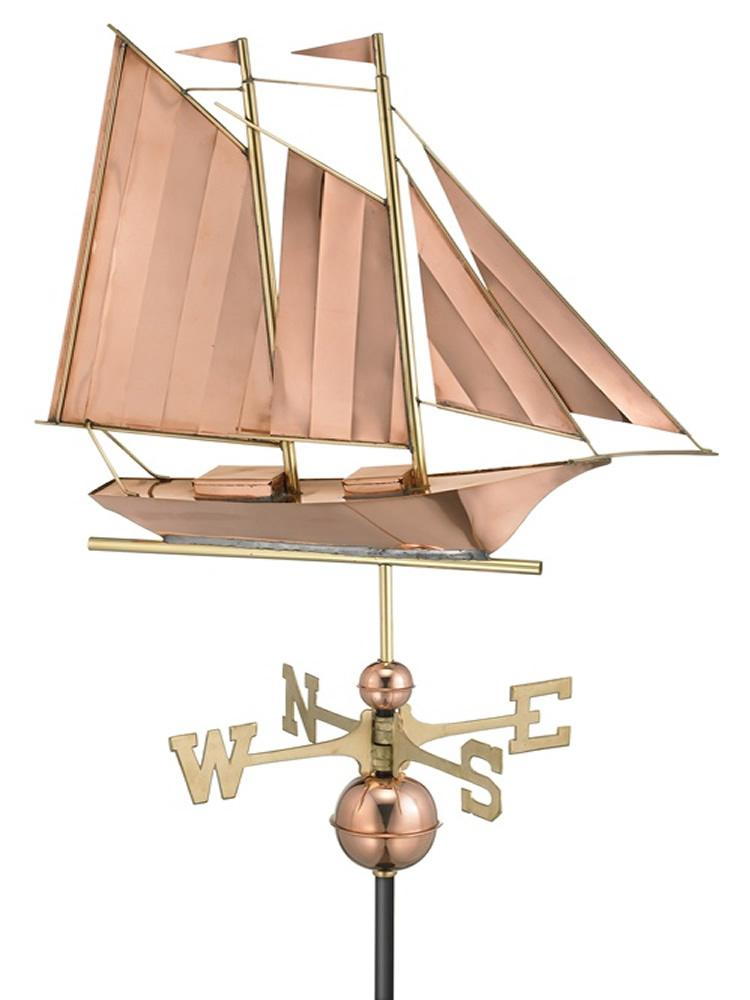 Sailing Away Standard Weather Vane