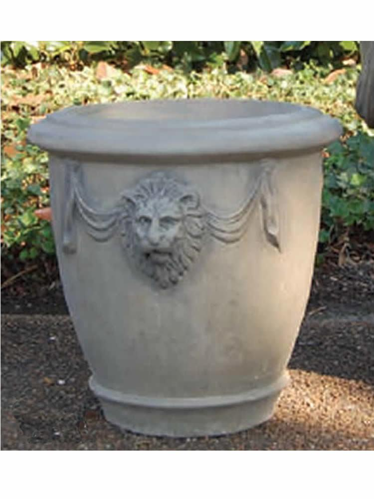 Lion Planter, Small