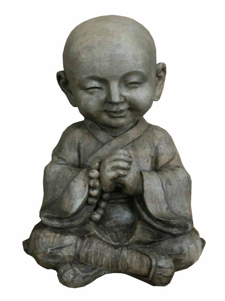 Sitting Child Buddha Statue