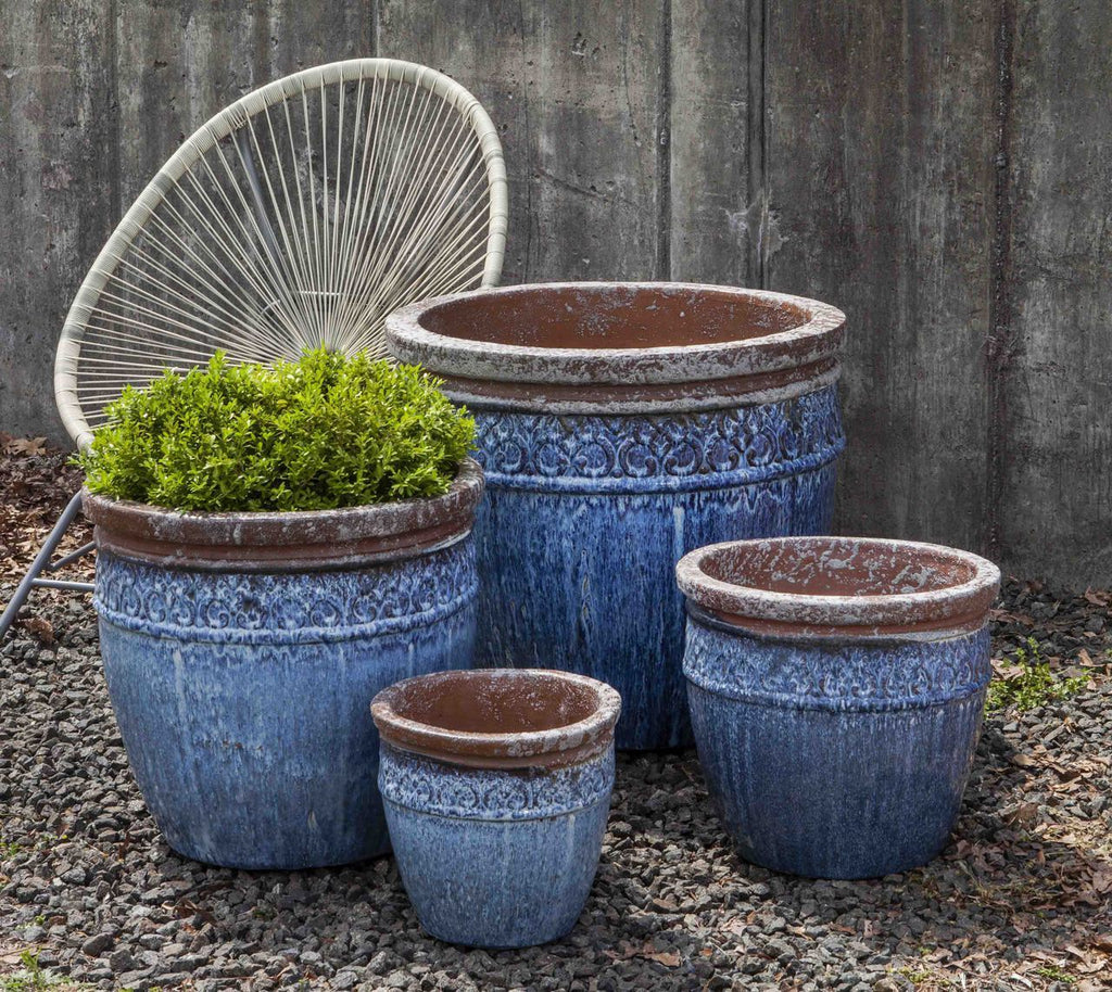 Montserrat Planter - Set of 4 in Beachcomber