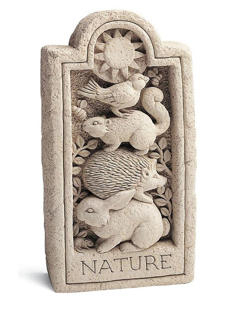 The Wonders of Nature Garden Stone