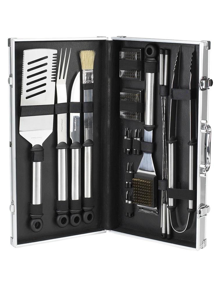 Master Grill Set, 20-Piece