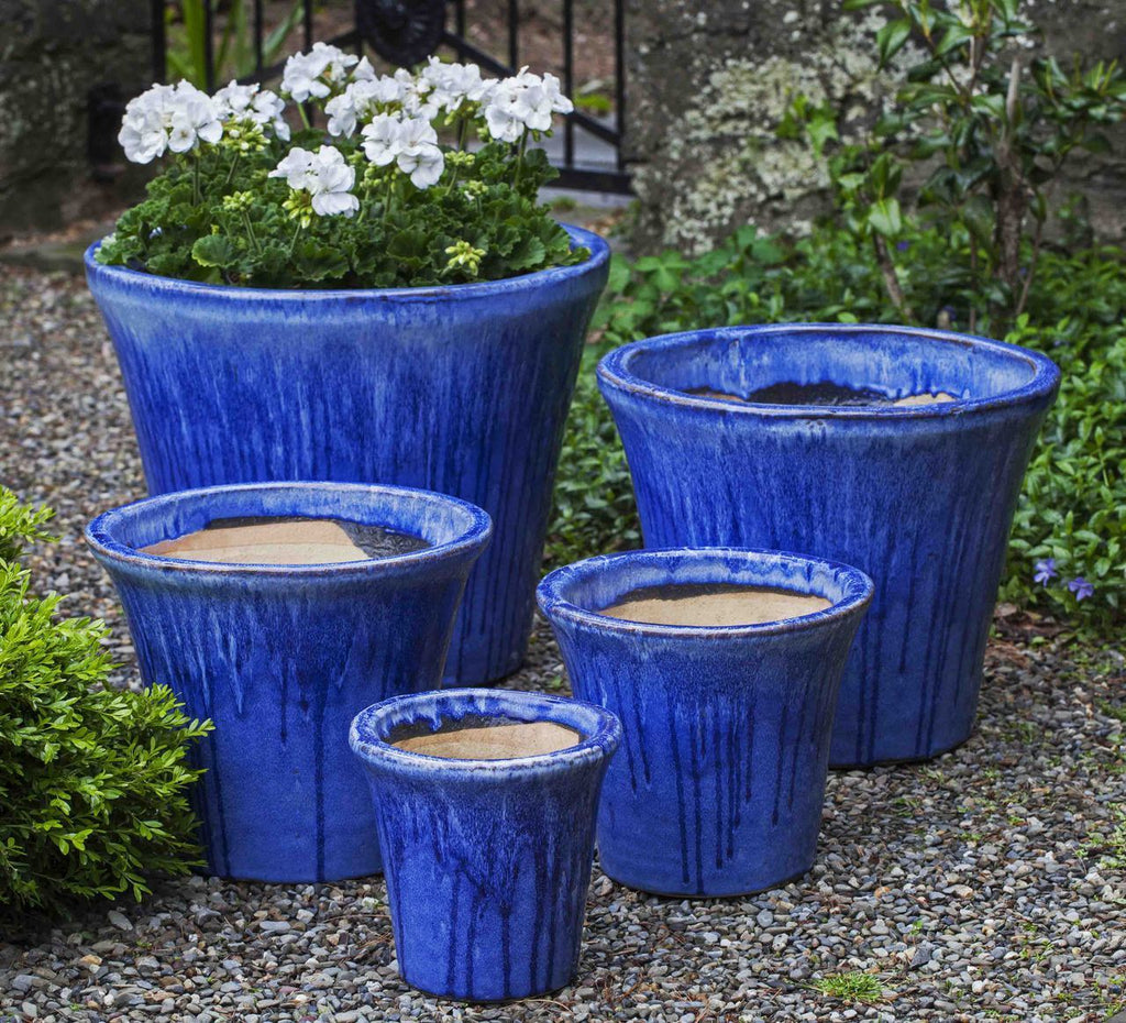 Delphine Planter  - Set of 5 in Waikiki