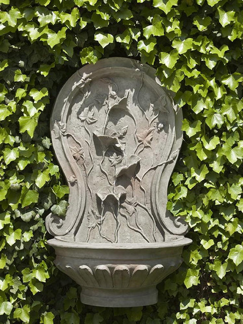 Winding Vine Wall Fountain