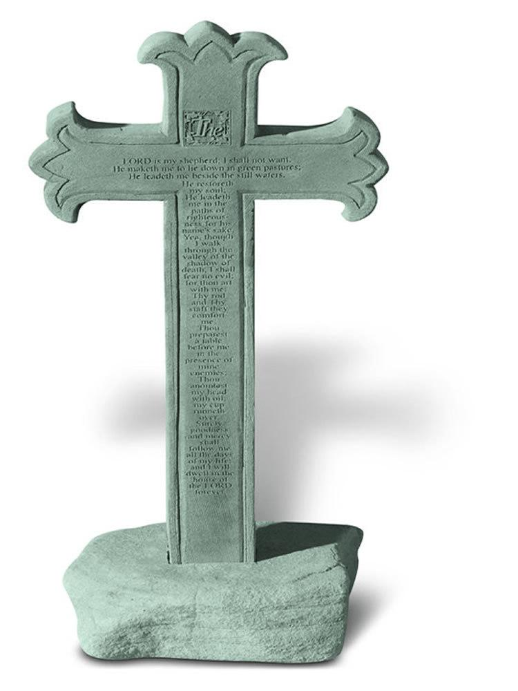 23rd Psalm Cross Obelisk