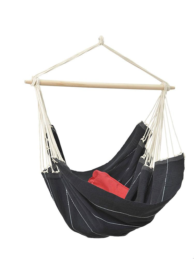 Brazil Hammock Chair Black