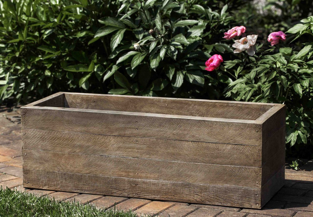 Barn Board Window Box