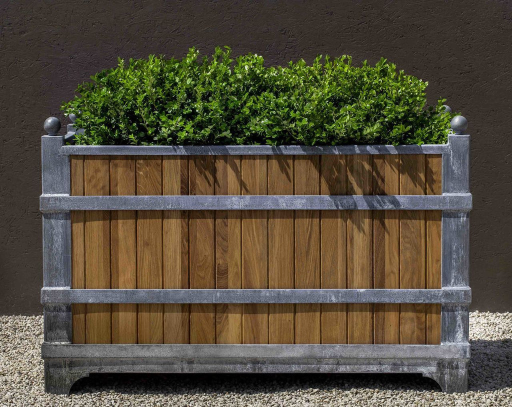 Manoir Oak Rectangle Planter
