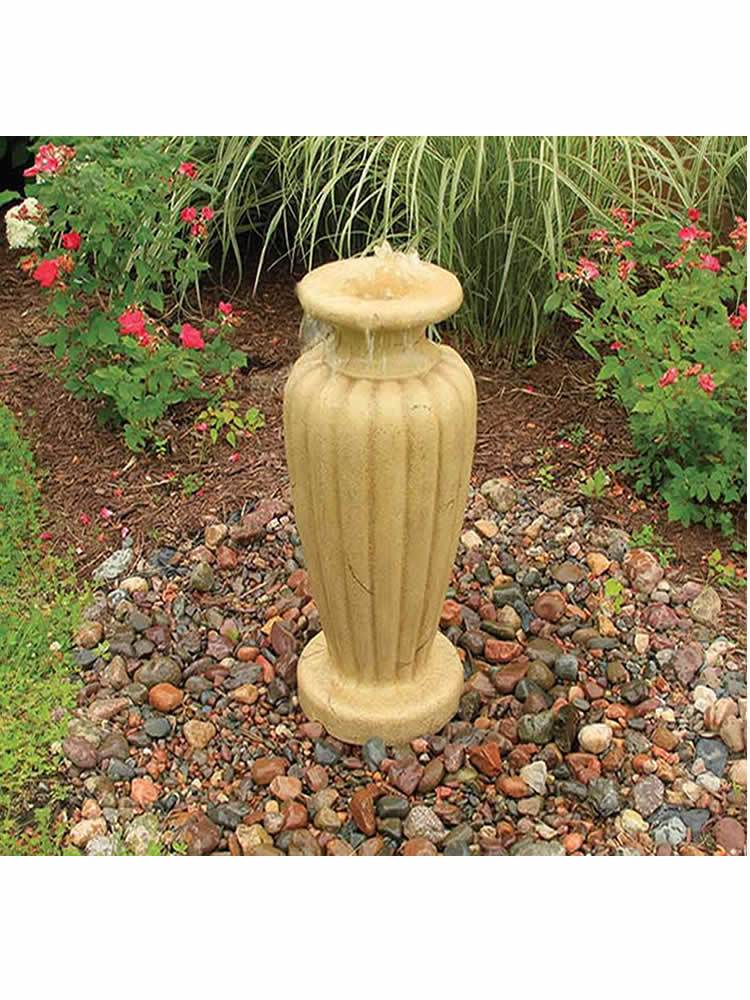 Large Coral Greek Fountain Kit
