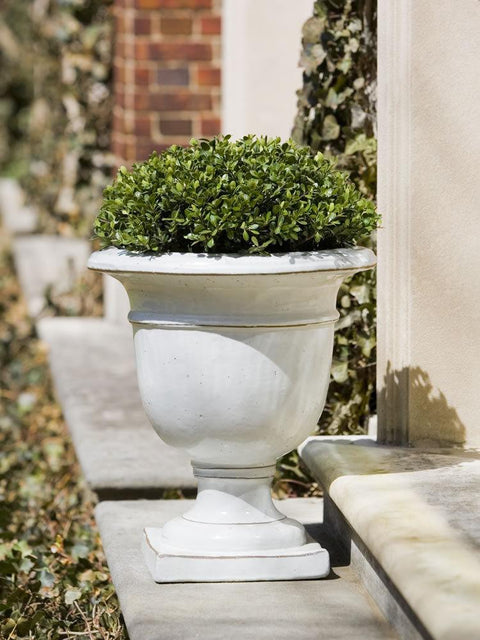 Beldon Urn in Antique White