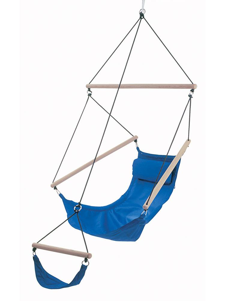 Swinger Hanging Chair Blue