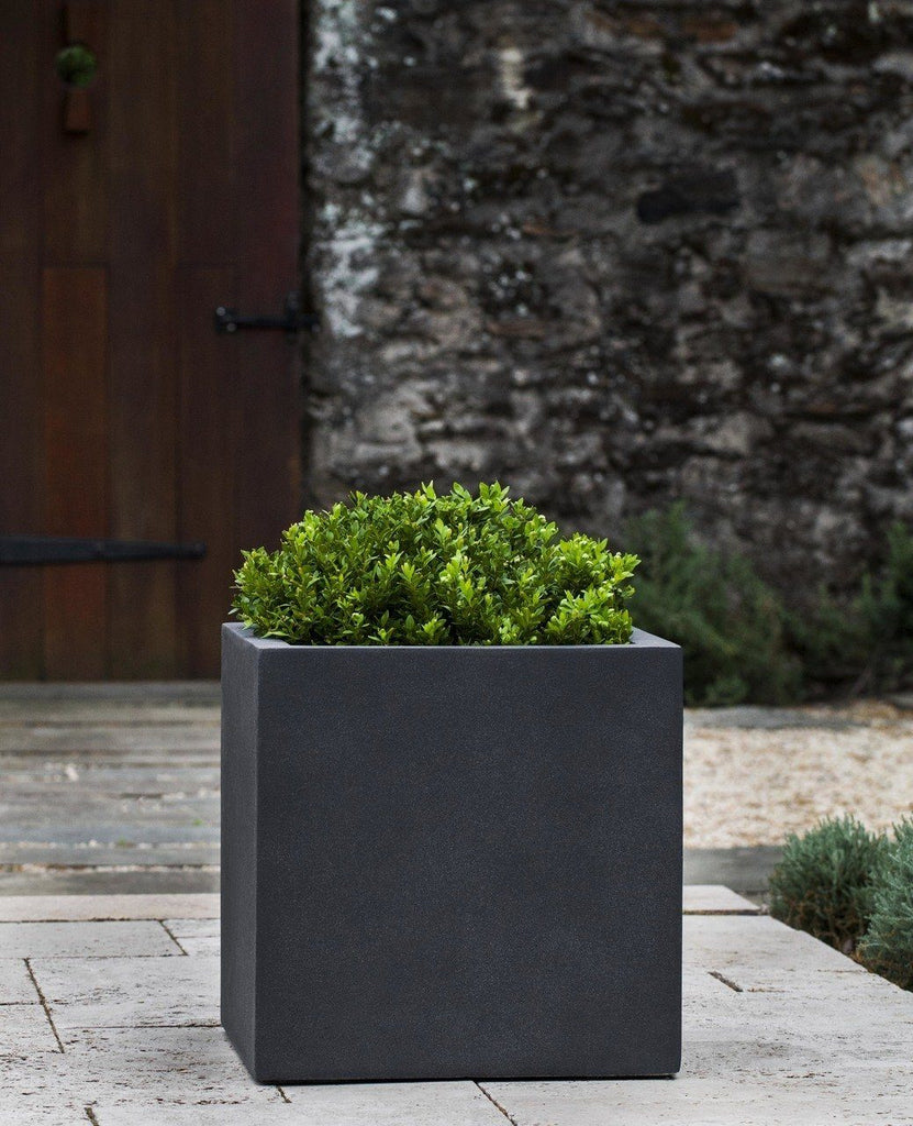 Farnley Extra Large Planter - Lead Lite