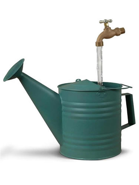 Standard Watering Can in Weathered Copper