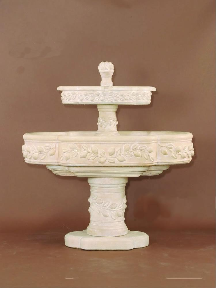 Limoni Romani Two Tier Fountain