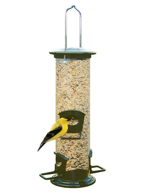 Seed Tube Bird Feeder