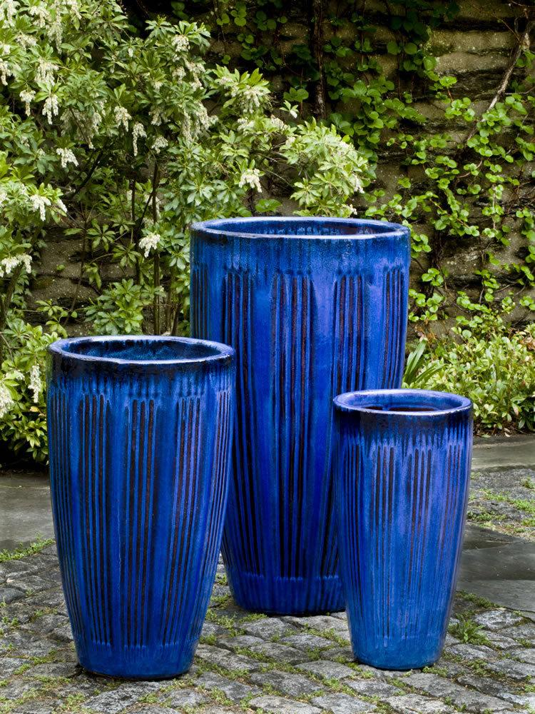 Montane Planter Set of 3 in Riviera Blue
