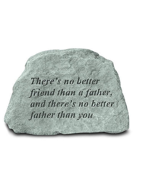 No Better Friend Mini Garden Stone/Plaque