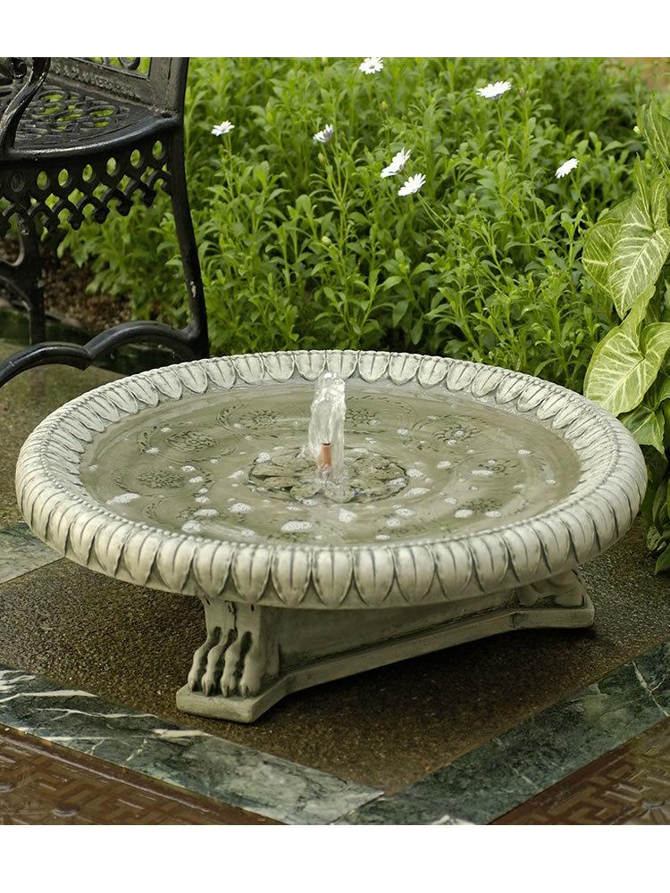 Longwood Garden Claw-Footed Fountain – Garden-Fountains.com