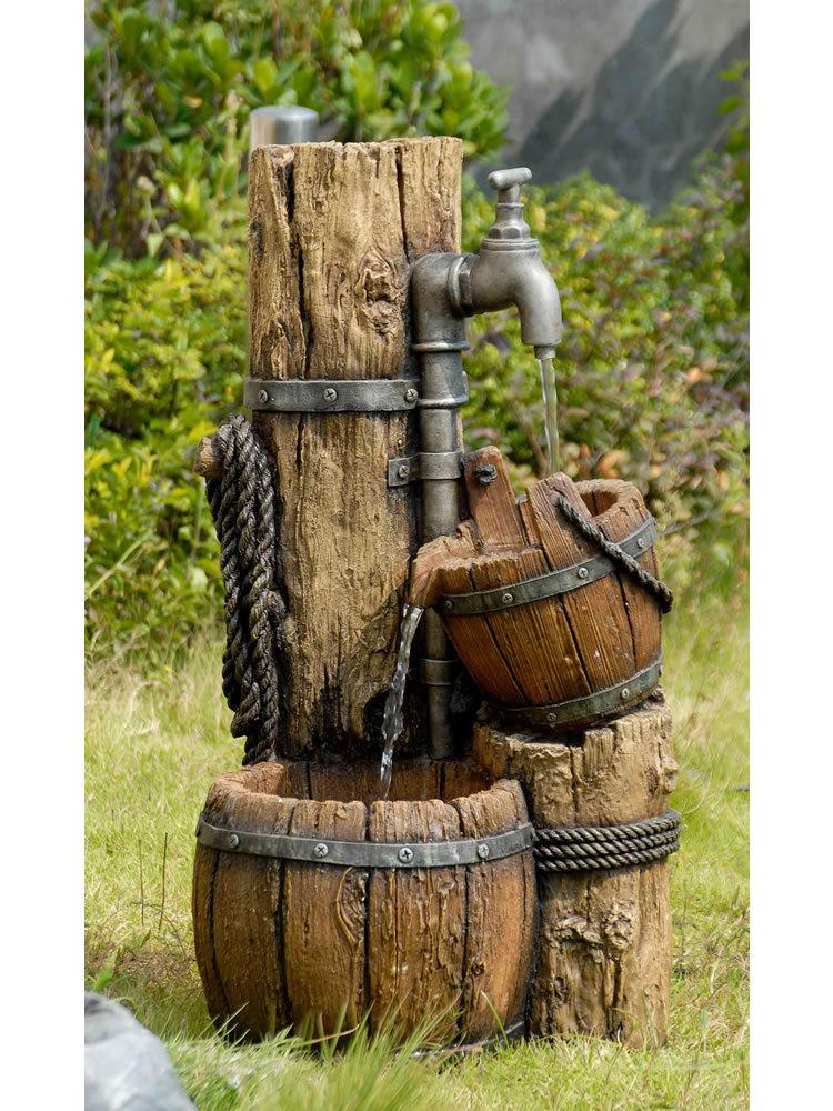 Stable Pump Water Fountain