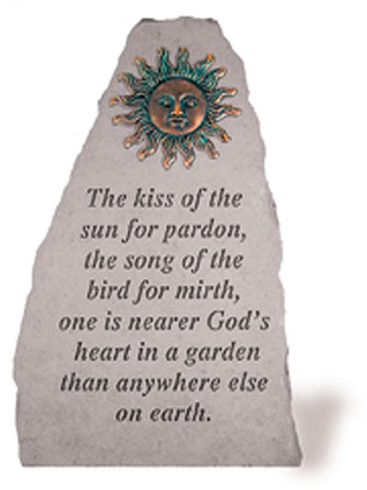 The kiss of the sun