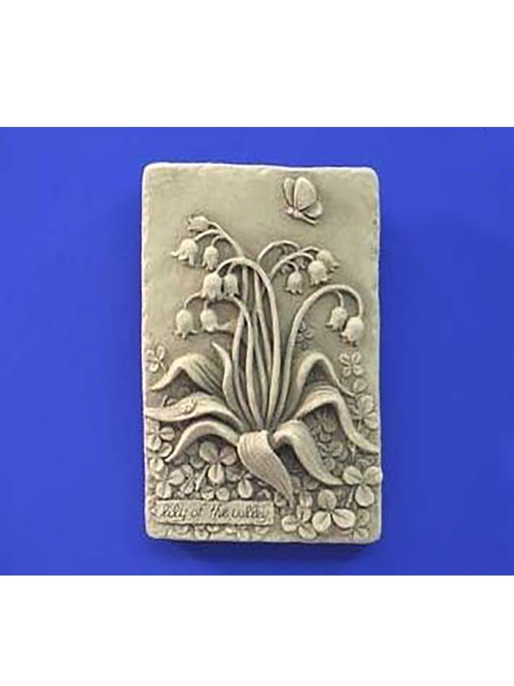Lily of the Valley Plaque