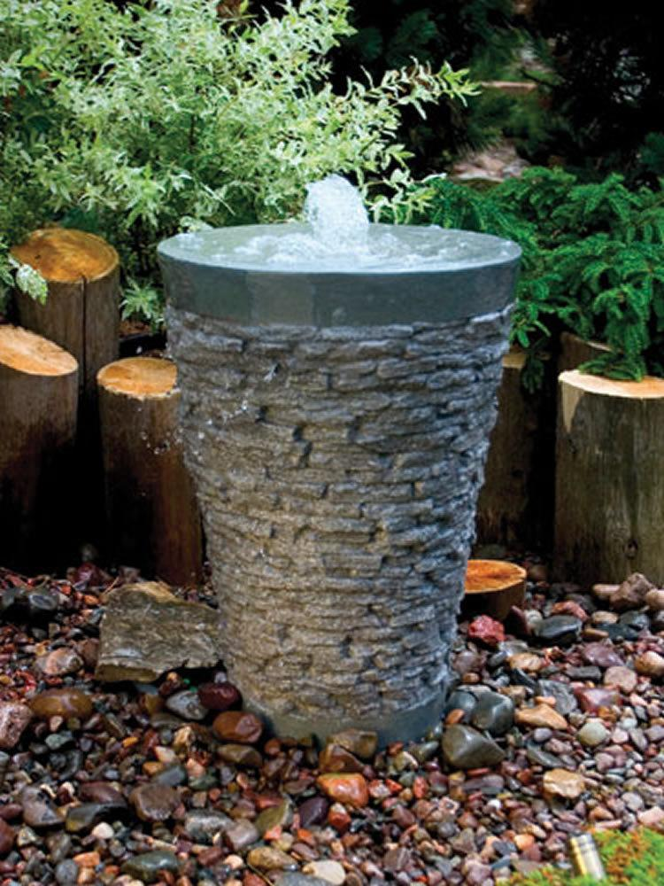Slate Table Fountain