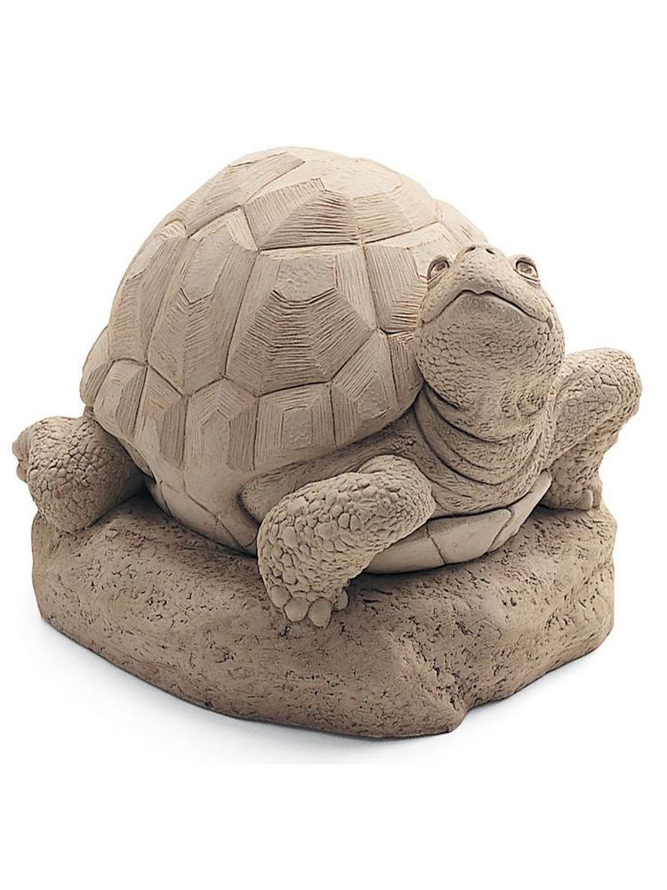 Willie the Turtle Garden Statue
