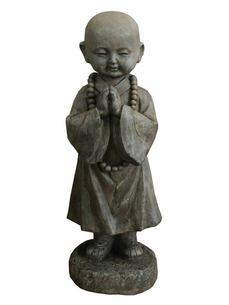 Praying Child Buddha Statue