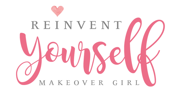 Reinvent Yourself Makeover Girl